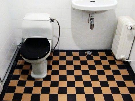 50-tals toalett vvs-pro