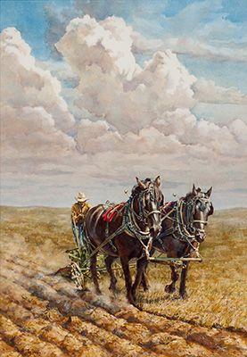 Sonya Terpening : Original Western Paintings for Sale : Great American West Gallery, Grapevine Texas