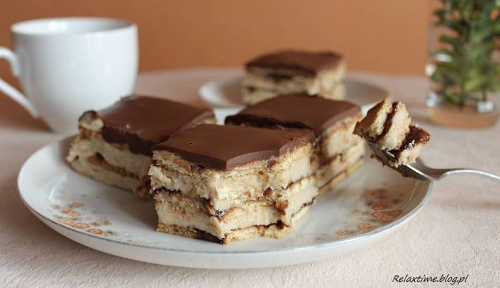 Ciasto chałwowe bez pieczenia (6)