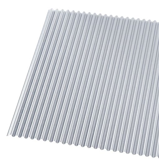 Five small corrugated metal sheets christmas 2014 for Metal sheets for crafting