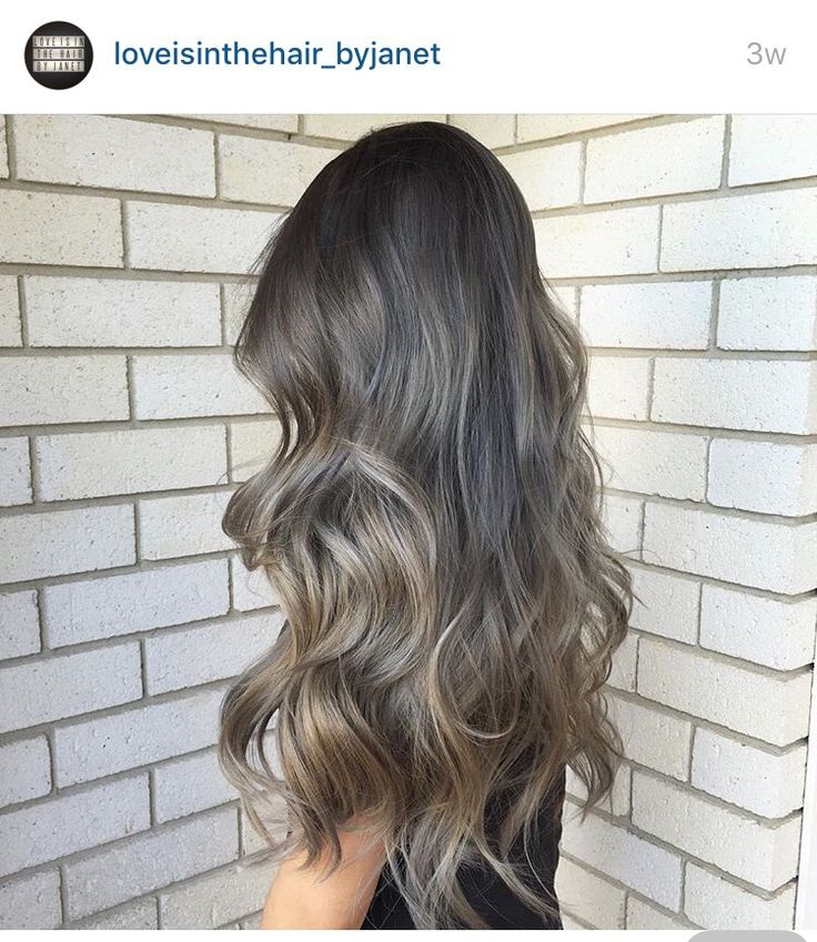 Light ash blonde hair dye for dark hair