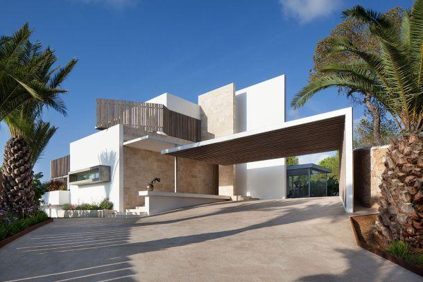 Αναδιαμόρφωση κατοικίας Roca Llisa στην Ibiza, Ισπανία Αρχιτεκτονική μελέτη: SAOTA & ARRCC,  Stefan Antoni & Mark Rielly