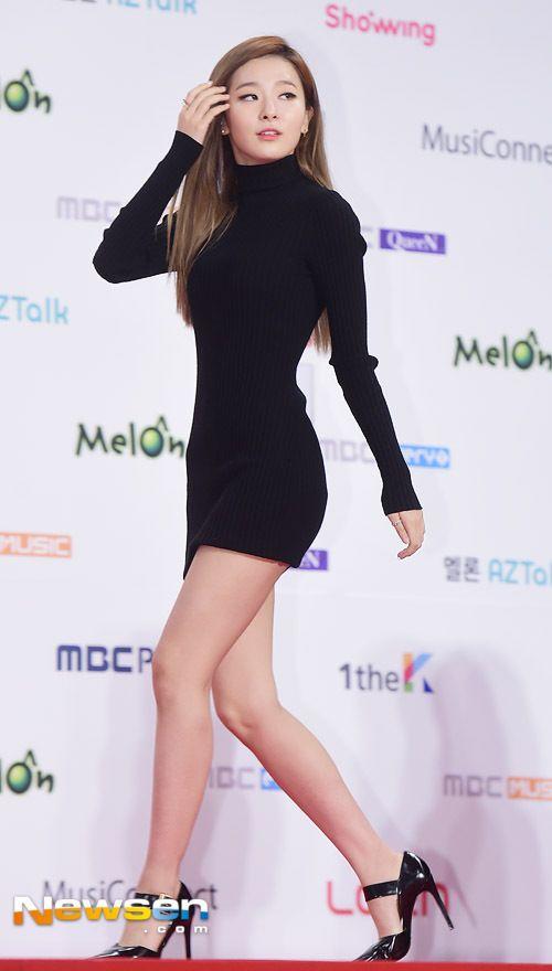 Red Velvet Seulgi Kpop Fashion 151107 2015 Melon Music Awards Red Velvet Kpop Fashion