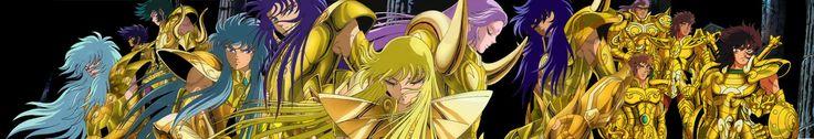 12 Golds Saints by hadesama01