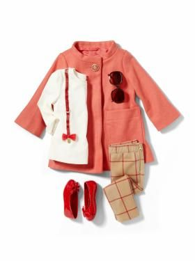 Baby Clothing: Toddler Girl Clothing: We ♥ Outfits | Gap Oh dear Lord Lucy would look so cute in this
