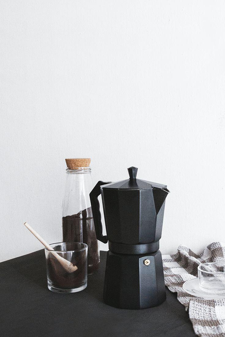 Como preparar café na cafeteira Moka | Duas de Nós