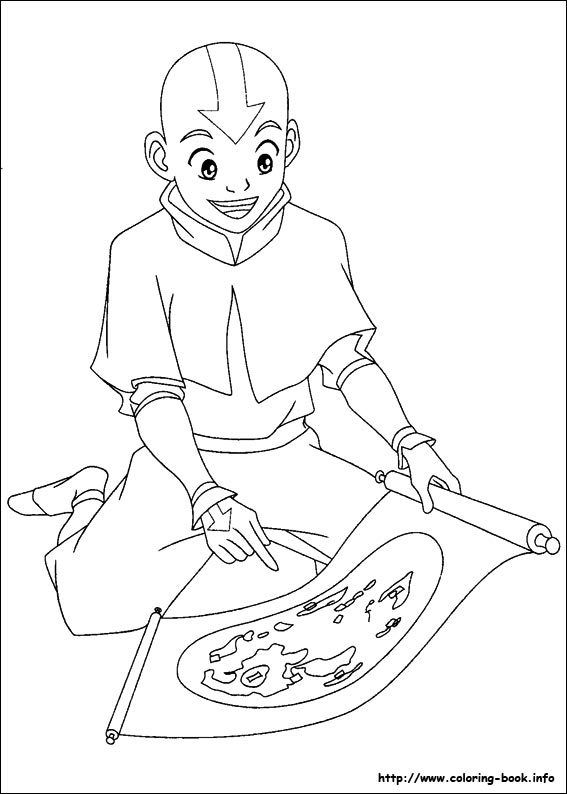 Avatar The Last Airbender Free Printables Downloads And Coloring Pages Coloring Pages Cartoon Coloring Pages Avatar The Last Airbender