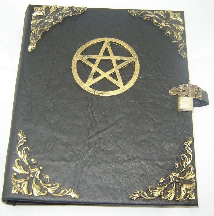 Livro das Sombras com Pentagrama cod.251