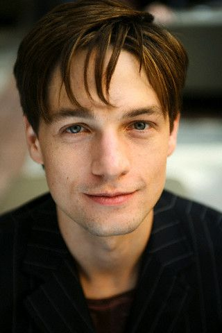 """Gregory Smith (Ephram from Everwood) and (Dov Epstein - ABC's """"Rookie Blue"""")"""