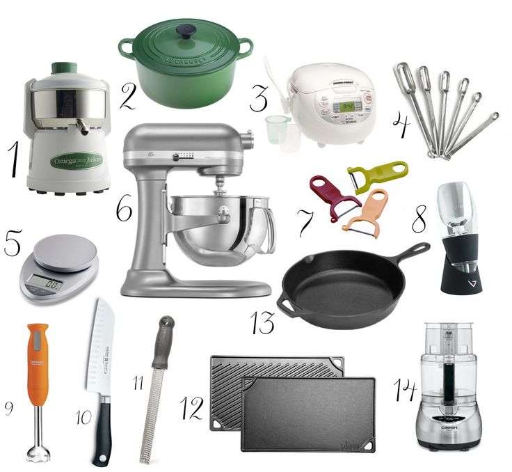 My Favorite Kitchen Tools. Part 1