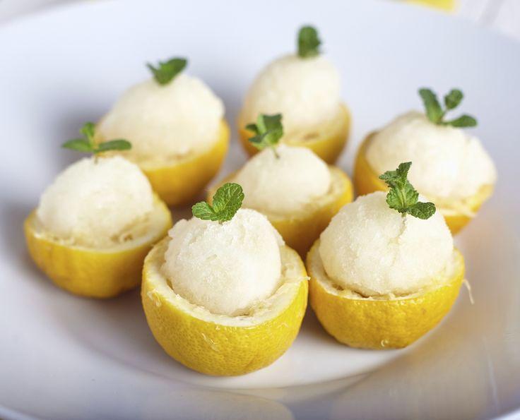 Non solo limone, tutte le idee per i sorbetti dell'estate