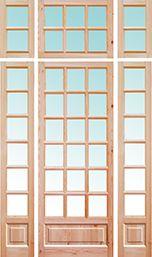 Дверные полотна и блоки