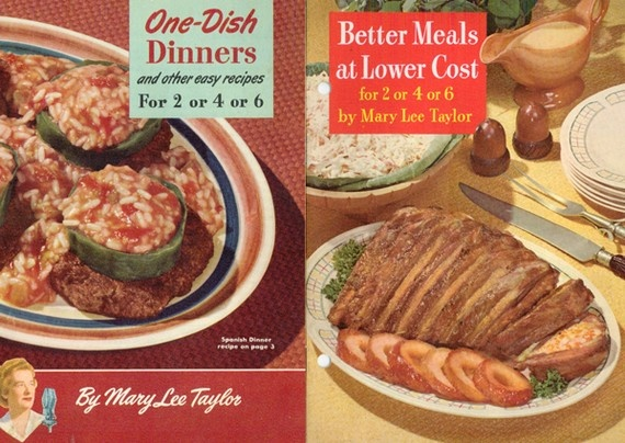 29 Best Images About 1950s Cookbooks On Pinterest