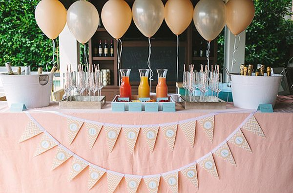 Bridal Shower 101: Tips for bridesmaids to throw a great celebration | Wedding Party