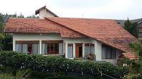 villa private pool di lembang untuk keluarga