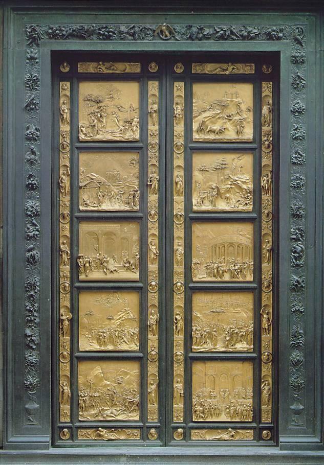 Alberti's Window-Ghiberti's North Doors