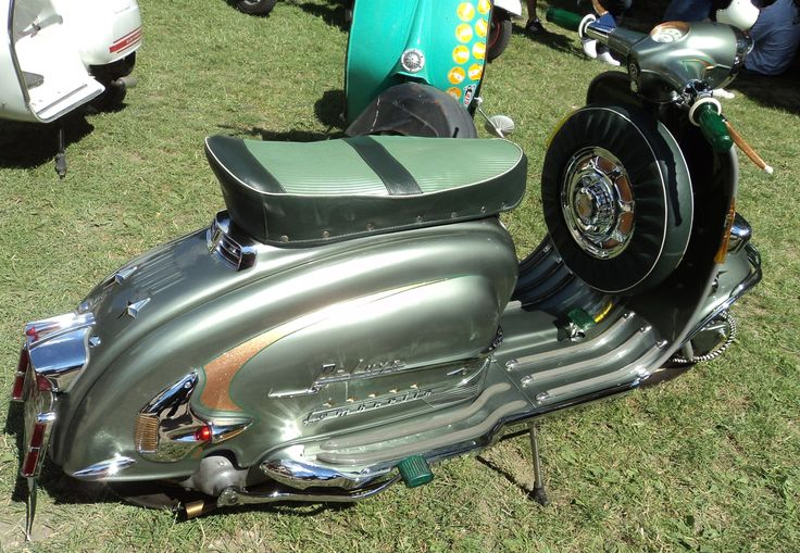 lambretta#rallye des gones#scooters & Style magazine