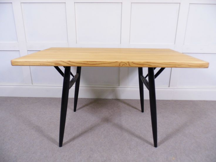Vintage 50s ilmari tapiovaara Pirkka dining table