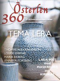 Österlen 360, Kulturtidskriften med de intressantaste artiklarna.