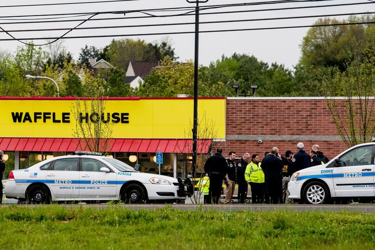 Man Sought in Waffle House Shooting Had Been Arrested Near White House