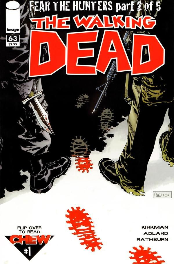the walking dead comic book  free