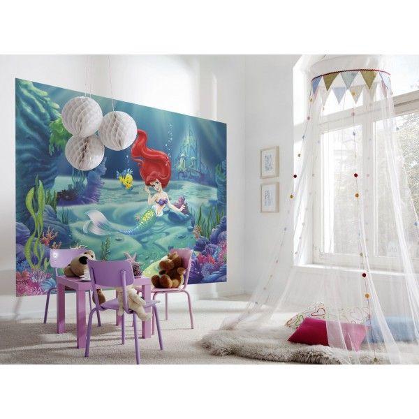 1000 id es sur le th me little mermaid bedroom sur for Petite chambre d enfant