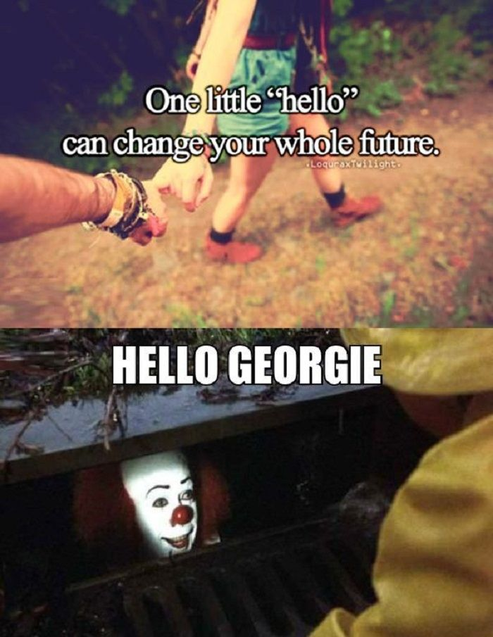 Best It Clown Memes That Will Make Funny Laugh So Hard Scary