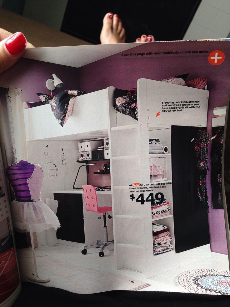 Ikea Stuva Loft Bed Dimensions