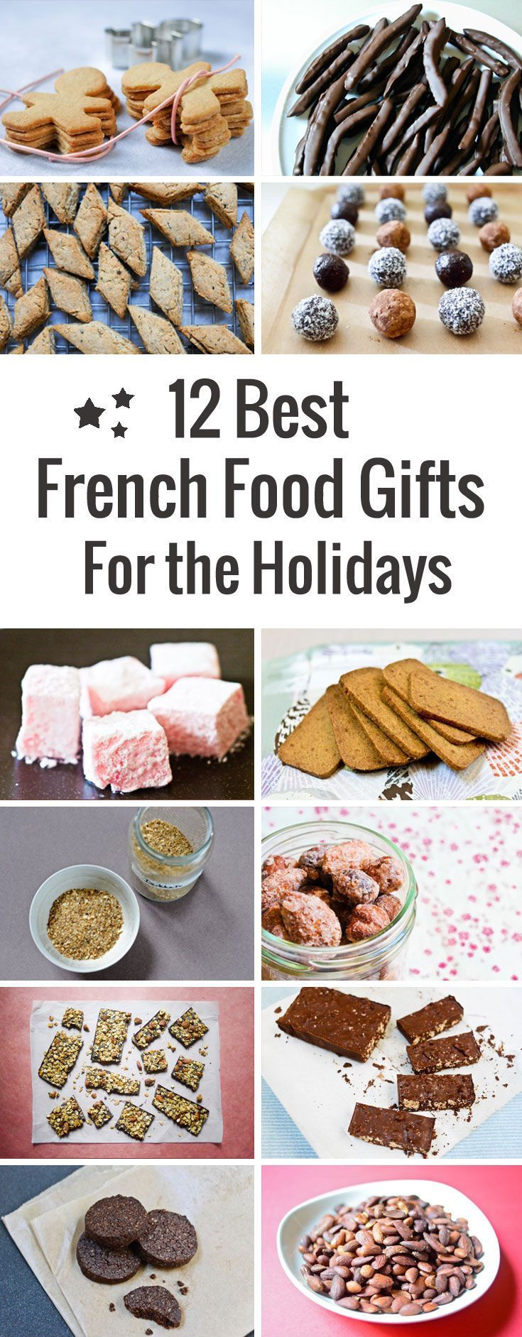 Making your own edible gifts should not add to your holiday stress! I've handpicked some of my best food gifts, the kind that's easy and delicious.