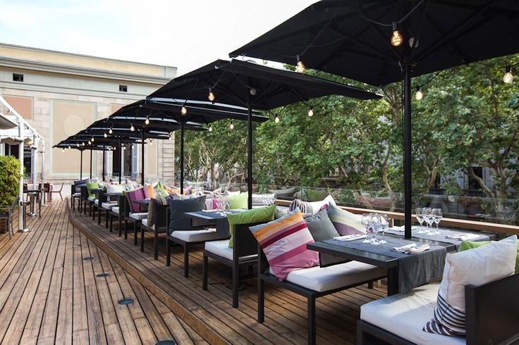 Restaurante Attic | PPT Interiorismo Barcelona