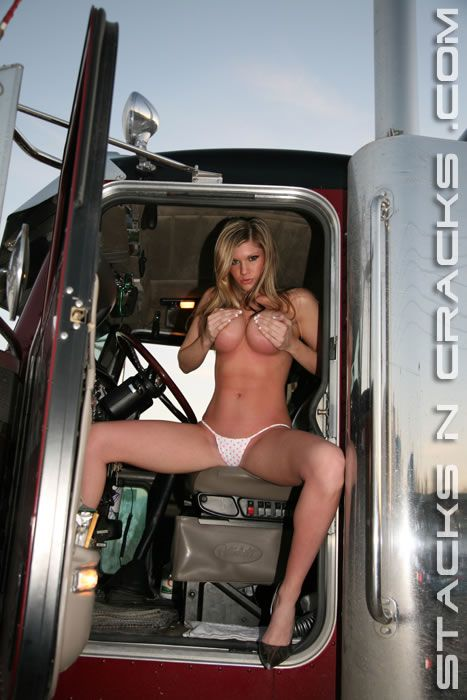 Realize, Naked chicks with big rigs think, that