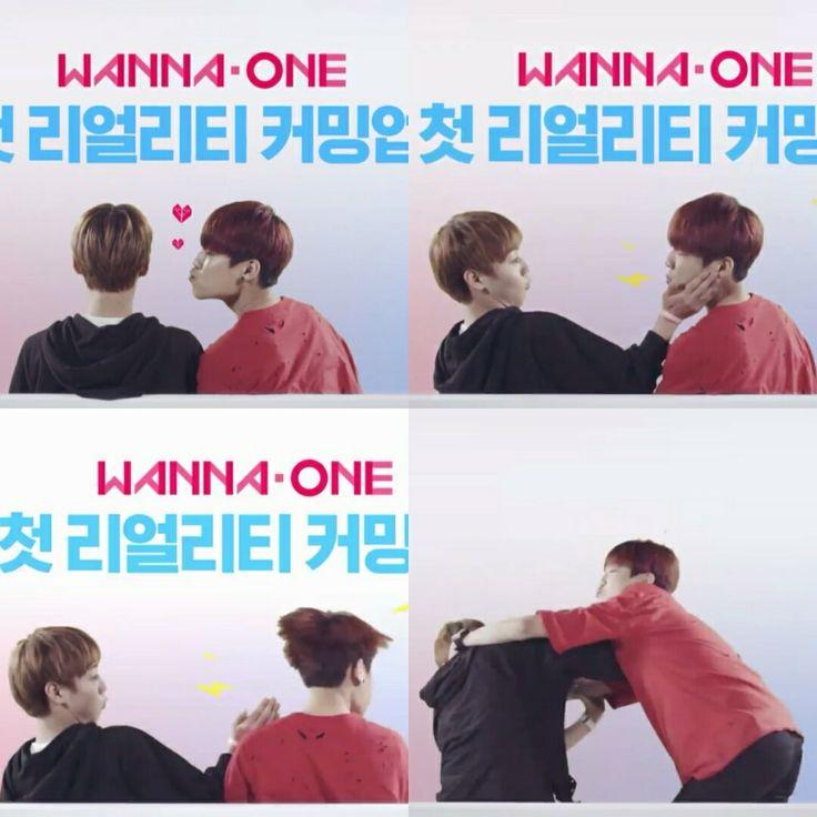 Jihoon and Woojin