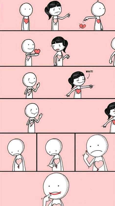 43 best Sad/Cute story images on Pinterest | Funny images, Ha ha ...