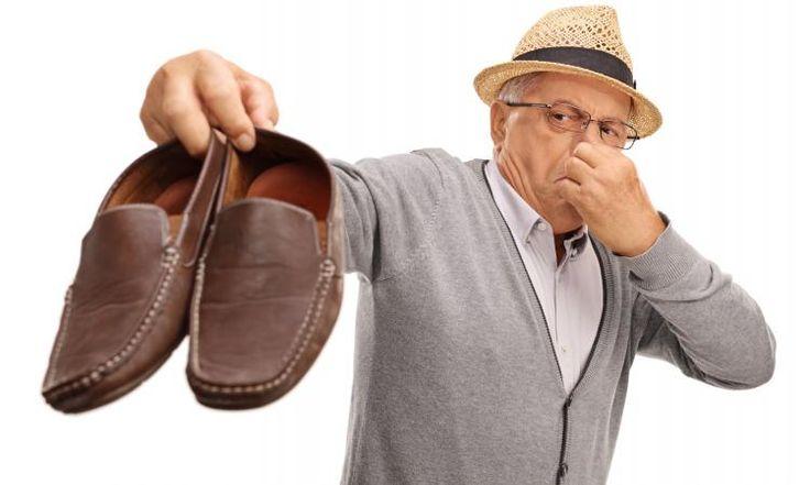 Chaussures puantes ? Cet aliment réglera le problème !