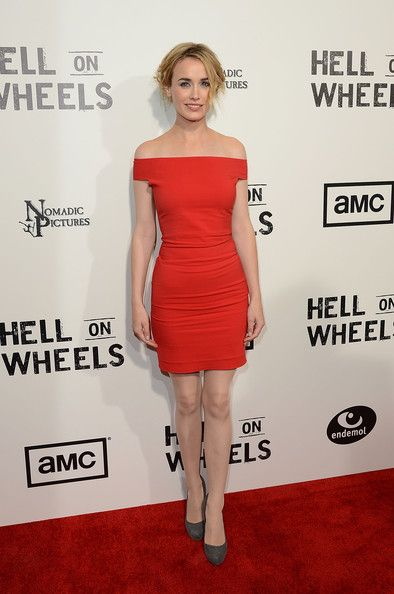 """Dominique McElligott Hell On Wheels 
