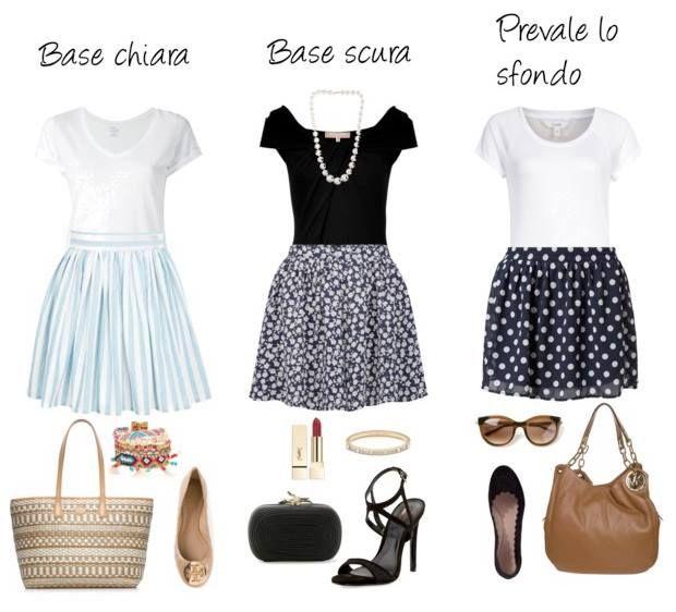 Quick tips: come vestire la Donna Pigra con la Gonna - Consigli x principianti