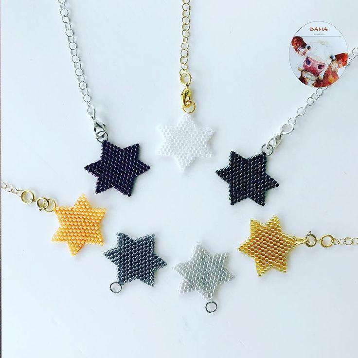 Yıldızları çok sevdik biz☺️ #danaaccessories #miyuki #miyukibeads #miyukiaddict #miyukibracelet #miyukibileklik #miyukistar #bileklik #handmade #handmadejewellery #elemeği #elyapımı #star #yıldız #beyourownstar #shinelikeastar #yıldızlar