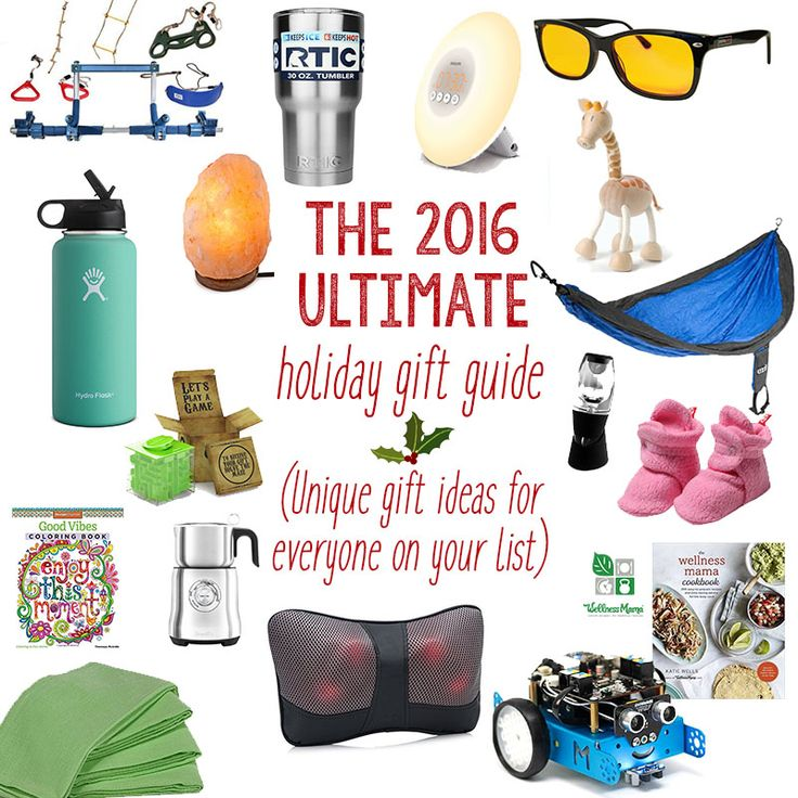 Christmas gift giving ideas for large families