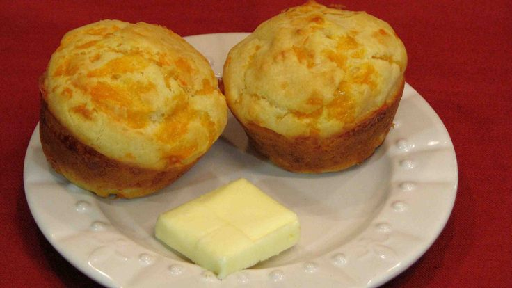 Cheese Muffins – Lynn's Recipes - YouTube