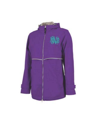Purple Rain Coats