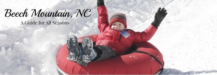 Beech Mountain NC A guide for all seasons - Play in the snow, stay cool in the summer, and enjoy the fall foliage. We love Beech Mountain