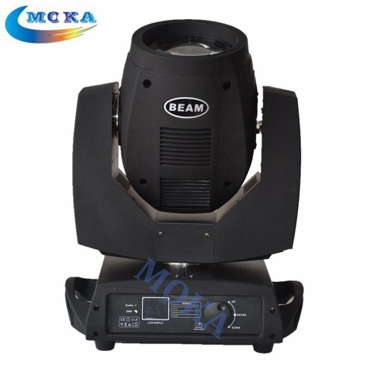5r 200W Sharpy Beam Moving Head Stage Light DJ Disco Club Lighting Free Shipping