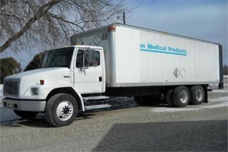 Used 2003 #Freightliner FL80 #Heavy_Duty Truck in Pigeon @ http://www.cheaptruckstrader.com