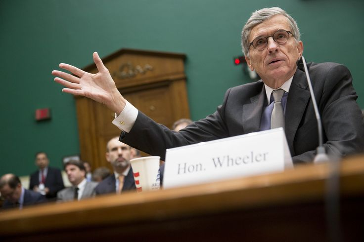 The GOP's net neutrality bill raises questions about the public's relationship with the Web, said Tom Wheeler.
