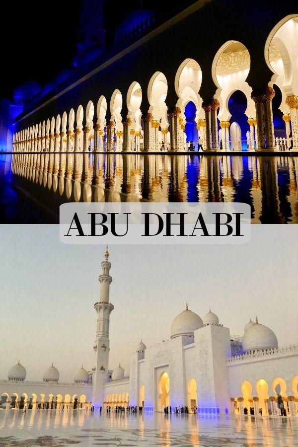 La Mezquita Más Bonita Del Mundo Abudhabi Dubai Mezquita Sheikh Zayed Mezquita Gran Mezquita