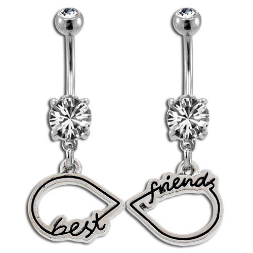 Best Friends Infinity Symbol Belly Ring body jewelry,http://www.amazon.com/dp/B00HZ55T2C/ref=cm_sw_r_pi_dp_2r77sb15ZG7E8AZA