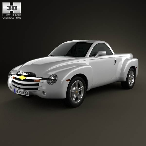 2005 Chevrolet Ssr Interior: 17 Best Images About Chevy SSR On Pinterest
