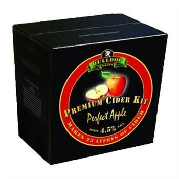 Bulldog Brews   Perfect Apple Premium Cider Kit - Homebrew supplies online.
