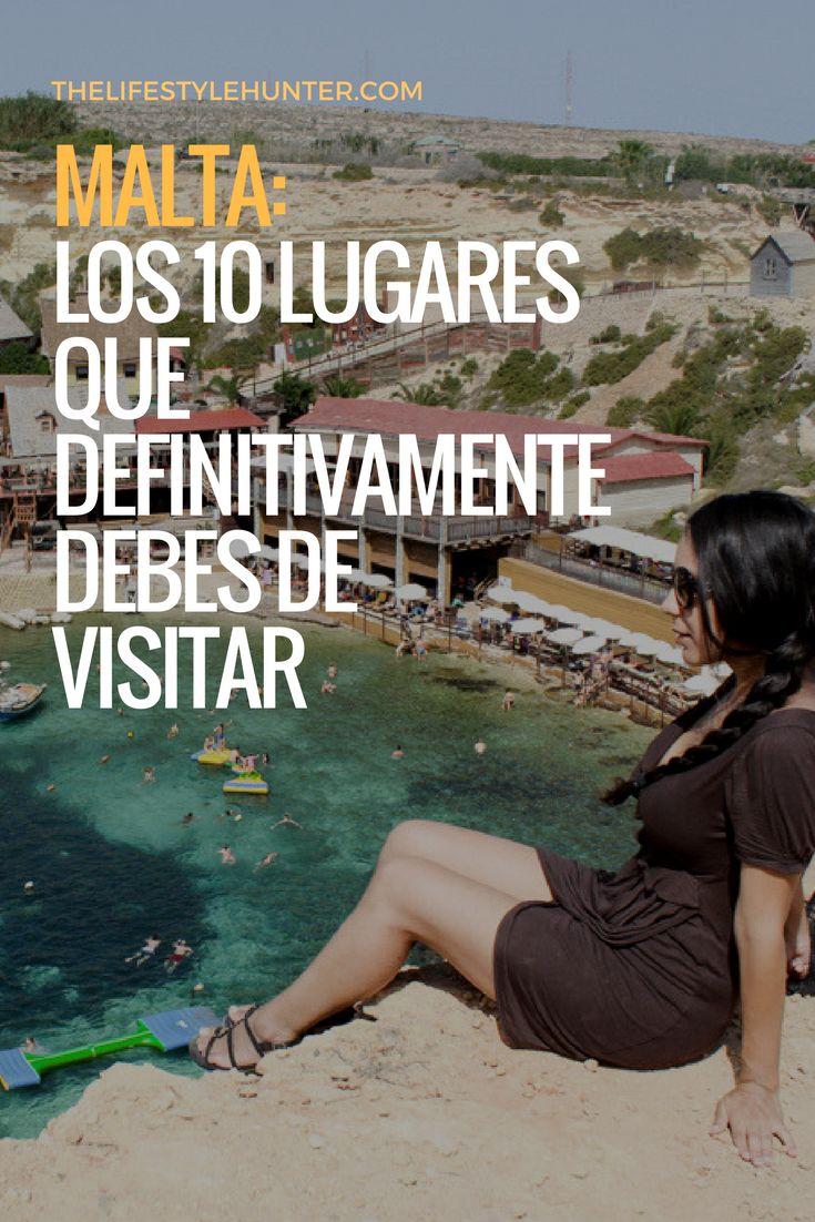#thelifestylehunter #pilarnoriega #viajar : viajar al extranjero, malta, valetta, valeta, mdina, st. pauls catacombs, st. peter's pool, st. peters pool, golden bay, gozo, comino, blue lagoon, sliemna, popeye village, hagar qim temples, paceville, vacaciones, lugares extraordinarios, viaje, blogger de viajes, blog de viajes, turista, turismo, UNESCO, patrimonio de la humanidad, patrimonio mundial