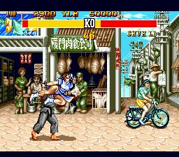 Street Fighter II' - Special Champion Edition ingame screenshot